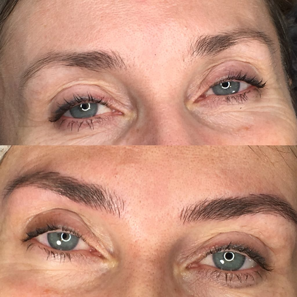 Connie Fluhme<br>Microblading